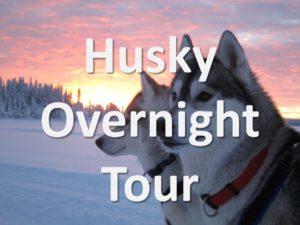 Lappesuando - Husky Overnight Tour